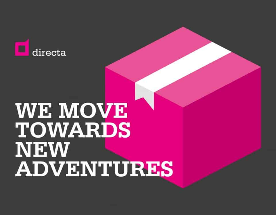 We are moving towards new adventures