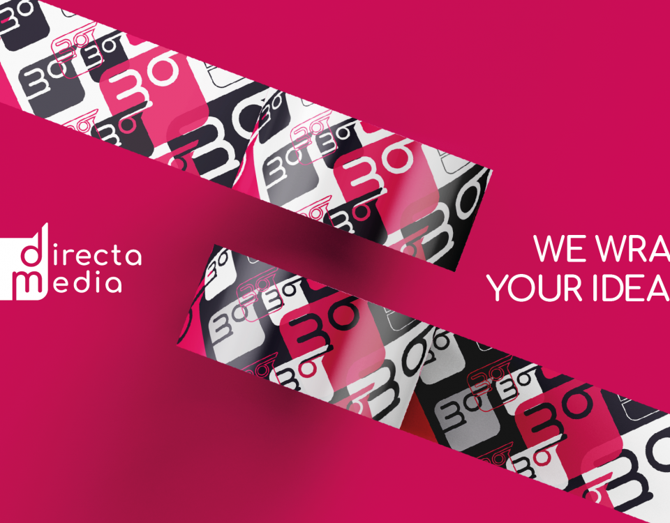We wrap your ideas